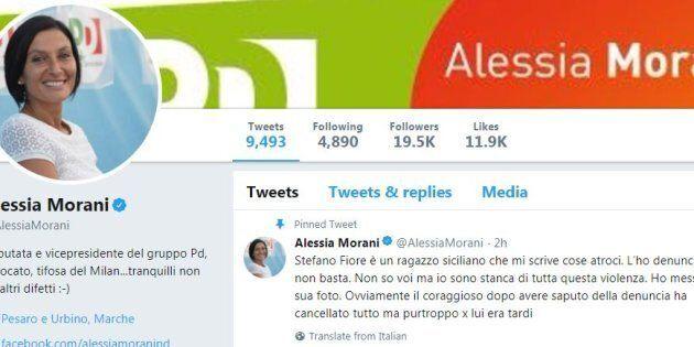 Alessia Morani denuncia minacce di morte su
