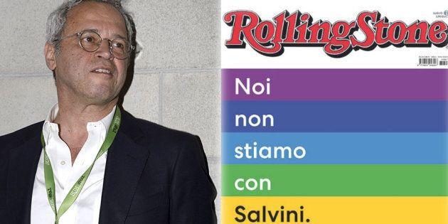Mentana contro Rolling Stone: