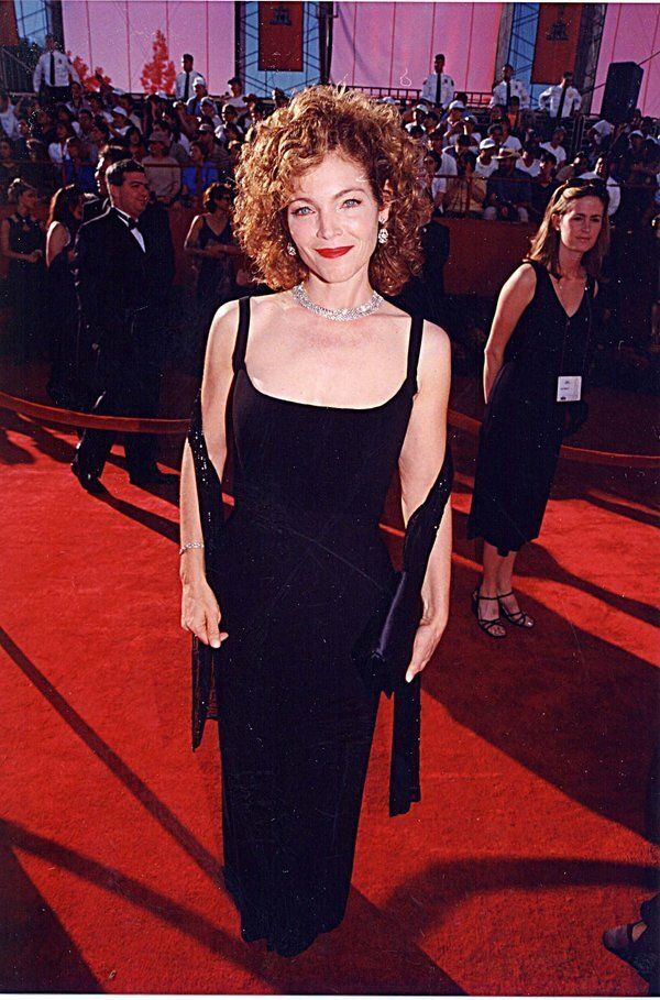 Amy Irving at the 1998 Academy Awards in Los Angeles. (Photo by Jeff Kravitz/FilmMagic,