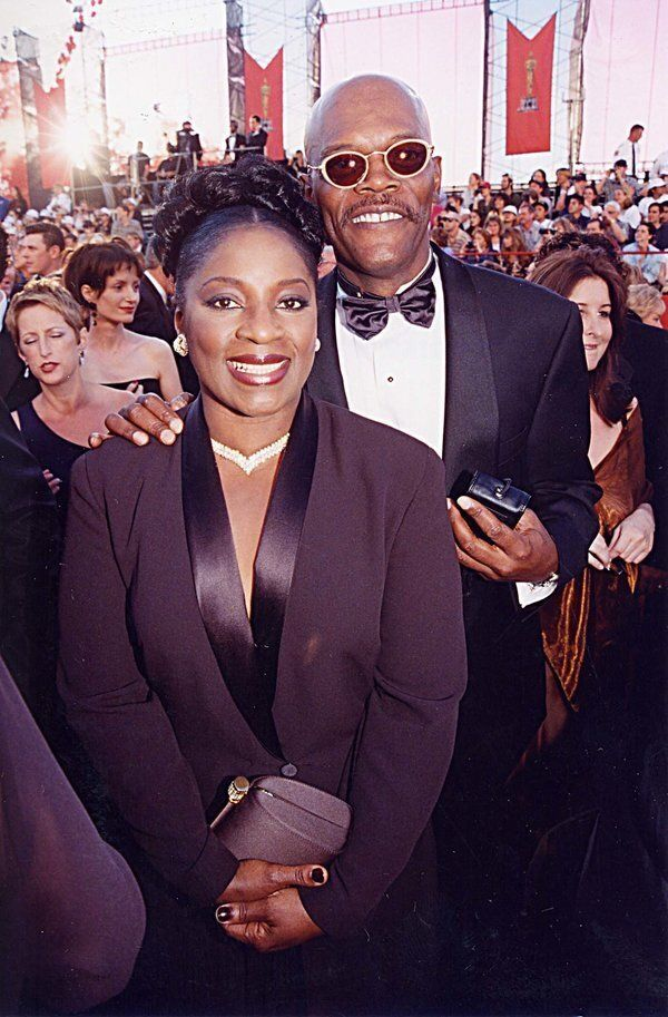 Samuel L. Jackson at the 1998 Academy Awards in Los Angeles. (Photo by Jeff Kravitz/FilmMagic,