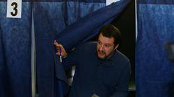 Salvini in coda: