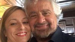 Roberta Lombardi delusa da Beppe Grillo: