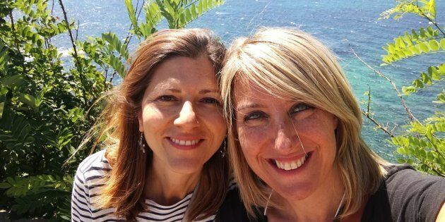 Le due mamme di Lorenzo:
