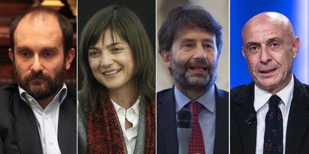 I renziani perdono le sfide nei collegi: sconfitti Franceschini, Orfini, Serracchiani, Minniti,