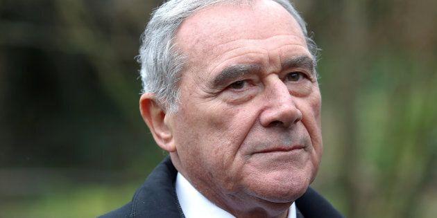 Pietro Grasso, leader of the new political