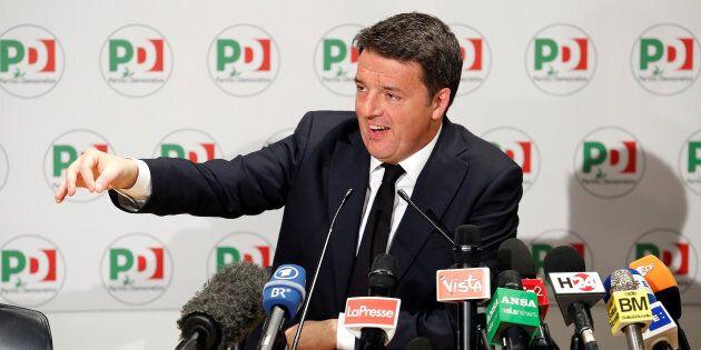 Matteo Renzi elenca i 10 motivi per cui il Pd ha perso le