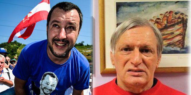Don Ciotti a Salvini:
