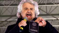 Grillo ringrazia gli italiani: