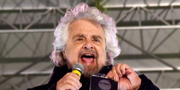Beppe Grillo ringrazia gli italiani: