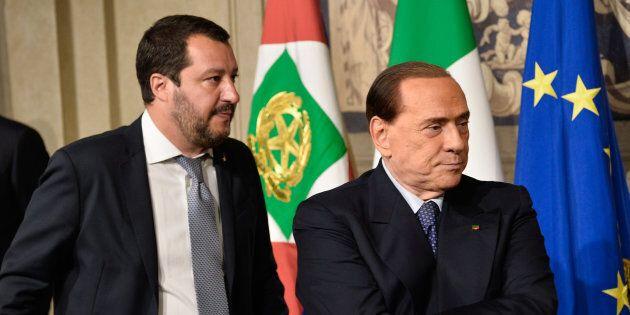 Scontro Berlusconi-Salvini. Il Cav: