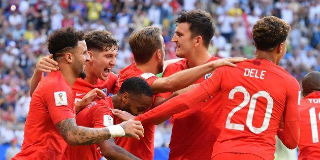 Svezia Inghilterra 0-2. I britannici in semifinale ai mondiali dopo 28