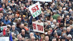 Torino: il palco, i trentamila e i
