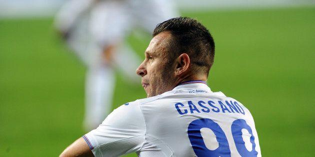 Antonio Cassano: