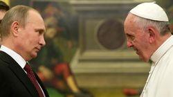 La svolta di Francesco: il summit di Bari allontana il Papa e Putin (di P.