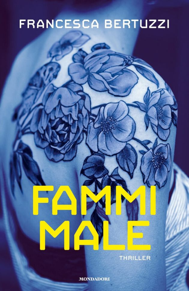 Torna Francesca Bertuzzi con un thriller all'ultimo