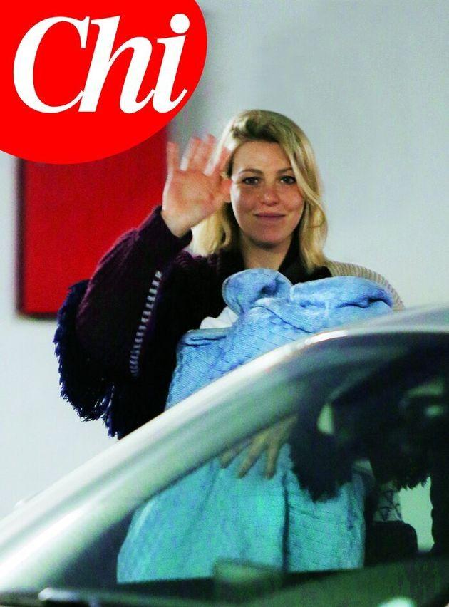 Le prime immagini del quartogenito di Barbara Berlusconi in esclusiva su