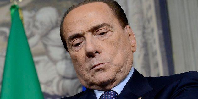 Silvio Berlusconi all'attacco del decreto dignità di Di