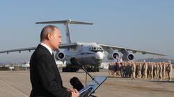 Aereo russo si schianta vicino base militare in Siria: 32