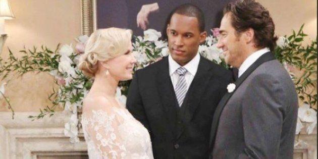 Brooke e Ridge, protagonisti di 'Beautiful' si sposano per la dodicesima