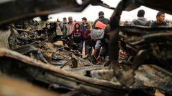 Scontri sulla Striscia di Gaza: raid di Israele contro i razzi di