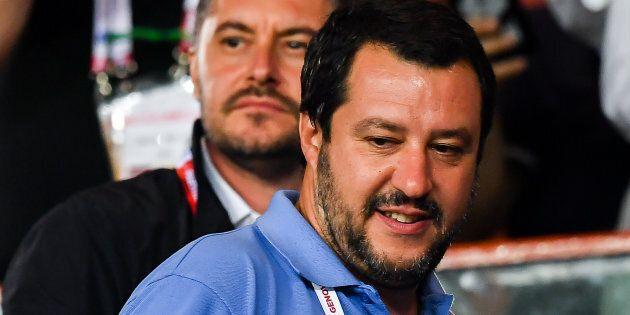 Matteo Salvini vola a Mosca per la finale dei Mondiali, ma non incontra