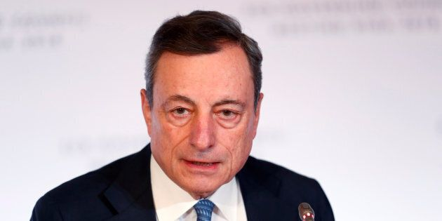 La preoccupazione di Mario Draghi per i dazi: