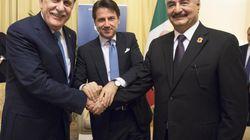 Conferenza sulla Libia, Haftar presente-assente a Palermo. La diplomazia italiana riesce a combinare l'incontro con Serraj (d...