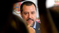 Salvini, Di Maio e il Governo gialloverde al passaggio del