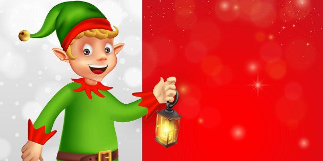 Babbo Natale E Gli Elfi.Un Centro Commerciale Di Torino Cerca Un Elfo Aiutante Di Babbo