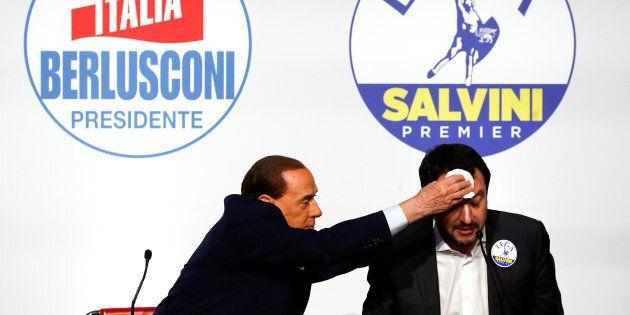 Silvio Berlusconi nella stretta veste di Sancho
