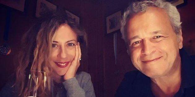 La fidanzata di Enrico Mentana, Francesca Fagnani: