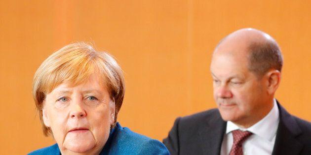 Sul reddito di cittadinanza il ministro delle finanze tedesco tende la mano all'Italia: