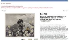 Le foto di Hitler con Rosa, la bimba ebrea che chiamava