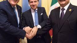 UNA STRETTA DI MANO MA NESSUNA SVOLTA SULLA LIBIA (di U. De