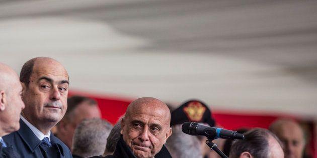 Nicola Zingaretti, Marco