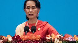 Il Museo americano dell'Olocausto revoca un premio a San Suu Kyi.
