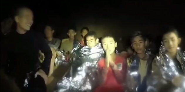 I ragazzini salvati in Thailandia potrebbero soffrire di una malattia molto