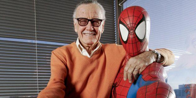 Prima di morire Stan Lee ha creato un ultimo, nuovo