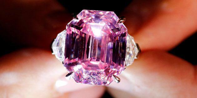 Il diamante rosa