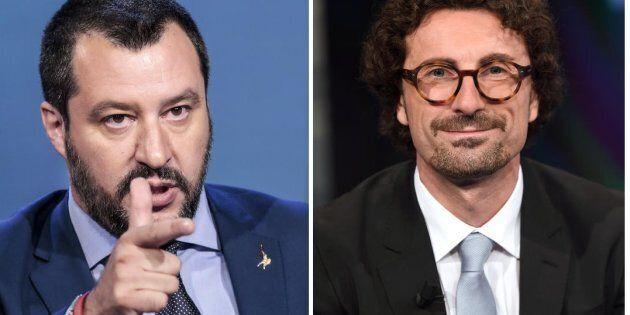 Sulla Diciotti il primo braccio di ferro nel governo: Salvini vs Toninelli-Conte-Di Maio. Ma alla fine...
