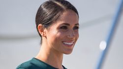 L'outfit di Meghan Markle in omaggio all'Irlanda incanta