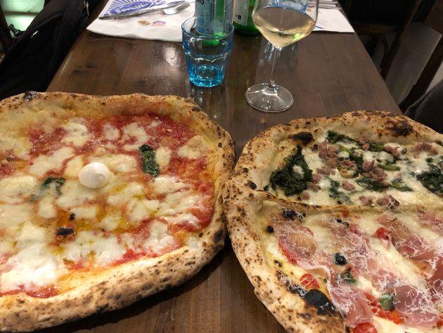 Le pizze di Gino Sorbillo a via dei