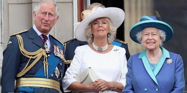 Camilla non è più