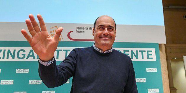 Nicola Zingaretti si candida alle primarie del Pd. Sergio Chiamparino e Andrea Orlando dicono