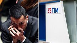 La libera licenza di Di Maio all'Agcom per imporre la fusione tra Tim e Open