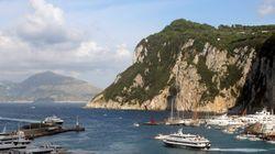 Un tunnel di tre chilometri nel sottosuolo di Capri, l'isola si