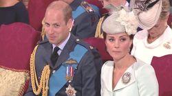 William non riesce a smettere di ridere, Kate è di ghiaccio. Cosa ha fatto divertire il