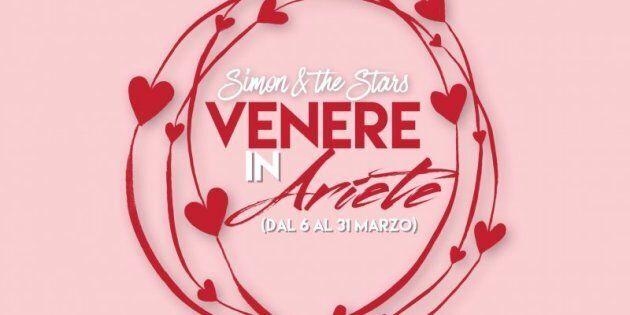 Venere entra in Ariete, segno di coraggio e intraprendenza. Ecco l'oroscopo segno per segno di Simon...