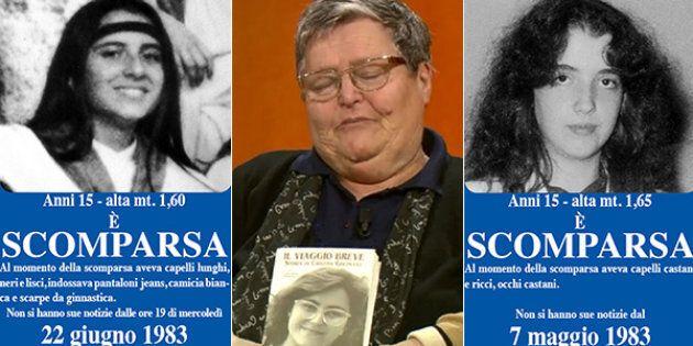 La madre di Cristina Golinucci, scomparsa a Cesena nel 1992: