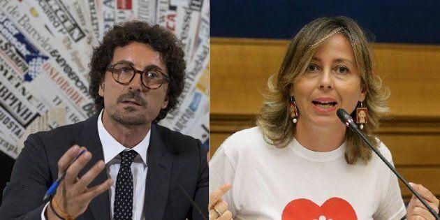 Luigi Di Maio indica Danilo Toninelli e Giulia Grillo come capigruppo di Senato e